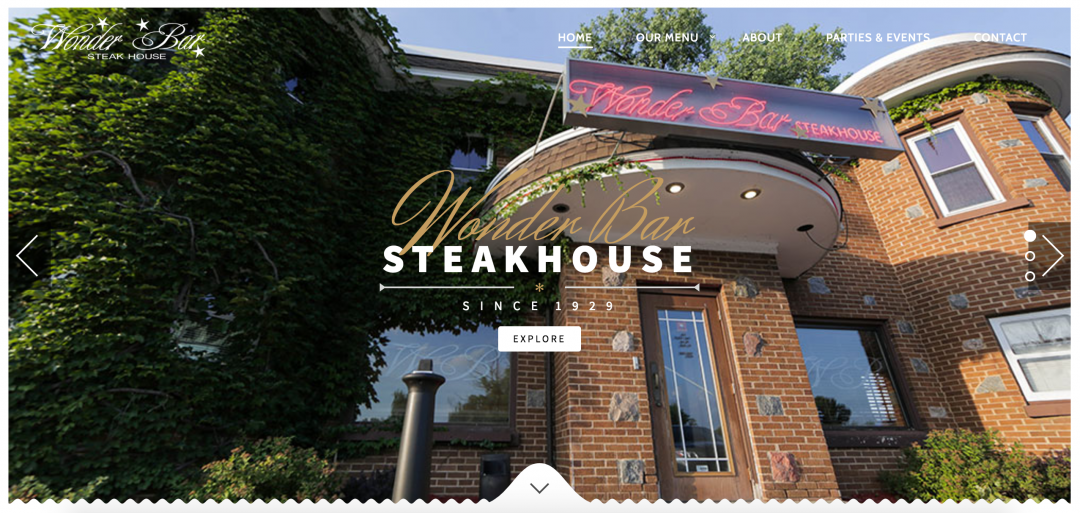 Wonder Bar Steakhouse